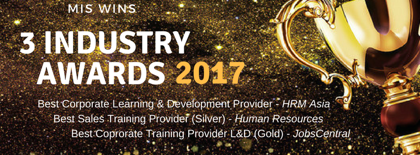Facebook MIS wins 3 Industry Awards 2017 1 Dec 2017