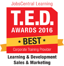 JobsCentral TED Awards 2016